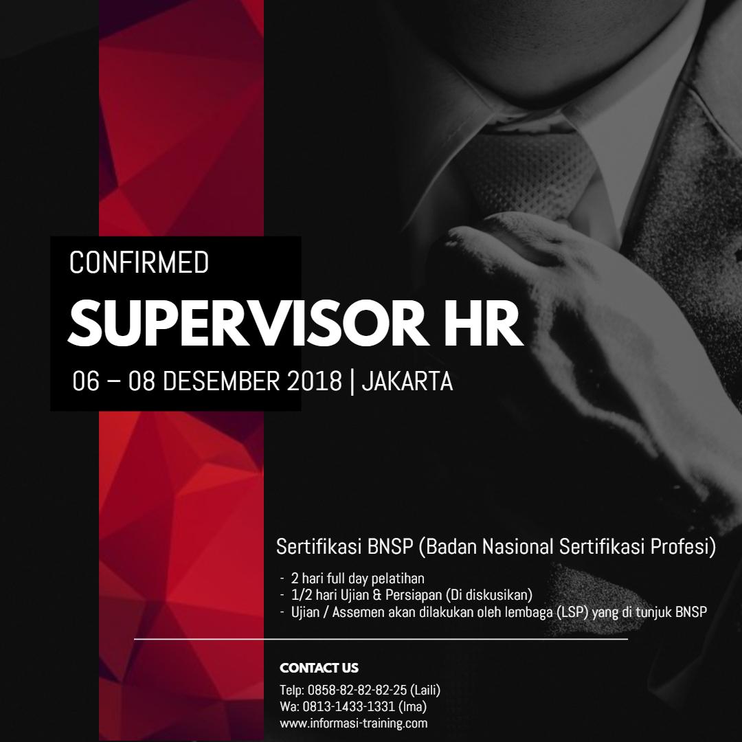 HR Supervisor