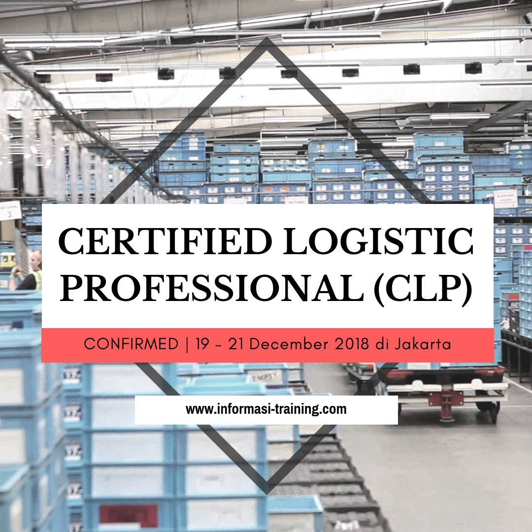 certified logistic professional