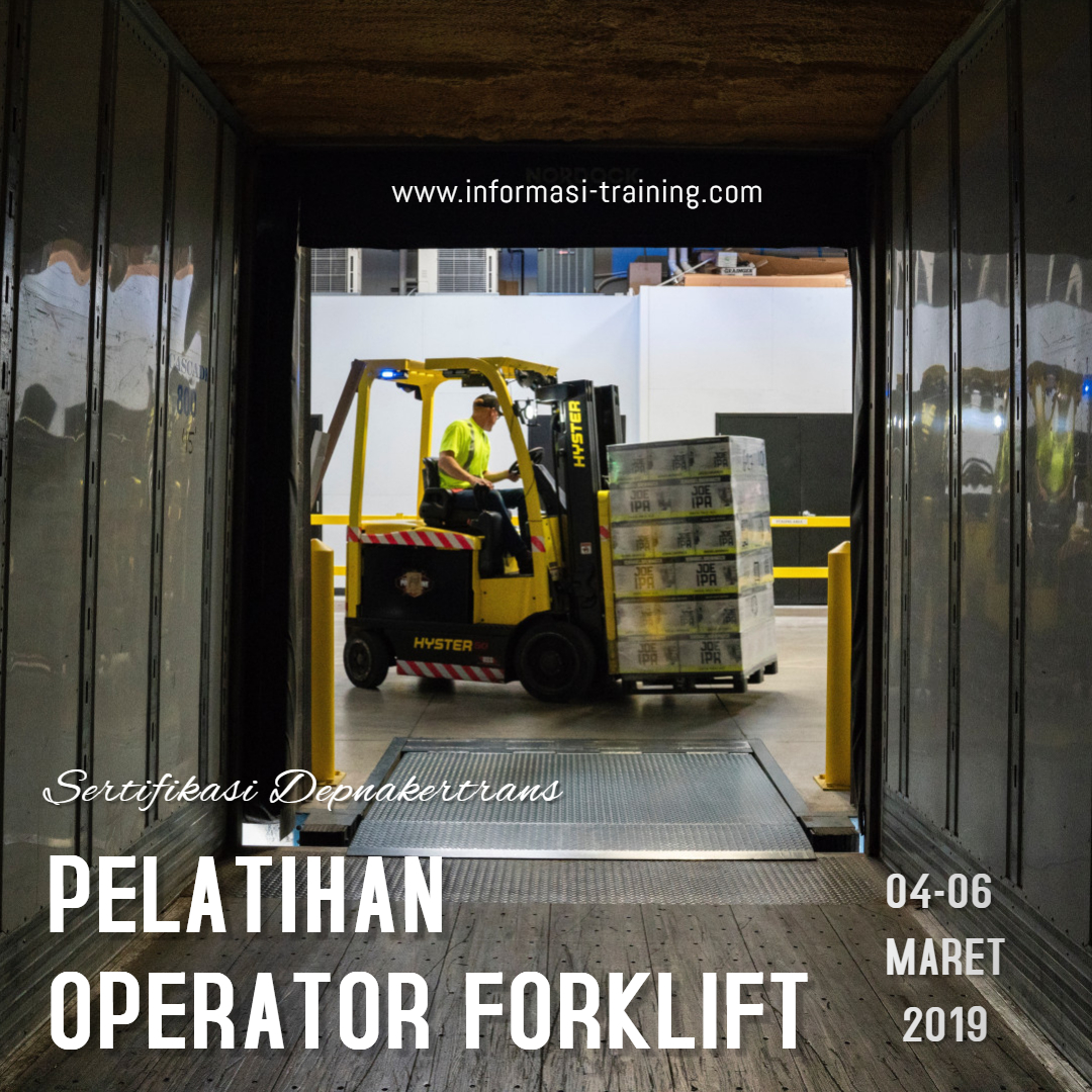 Pelatihan Forklift