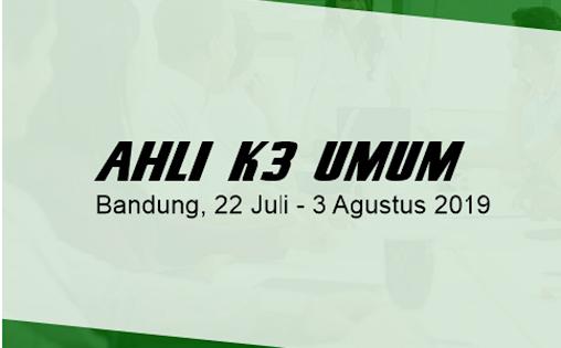 AHLI K3 UMUM: Sertifikasi Kemenakertrans RI