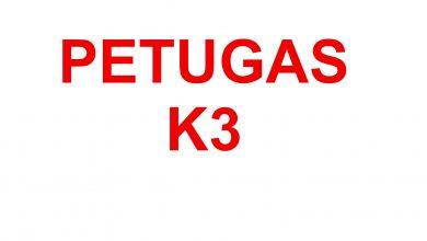 Photo of PETUGAS P3K – SERTIFIKASI BNSP (Pasti Jalan)